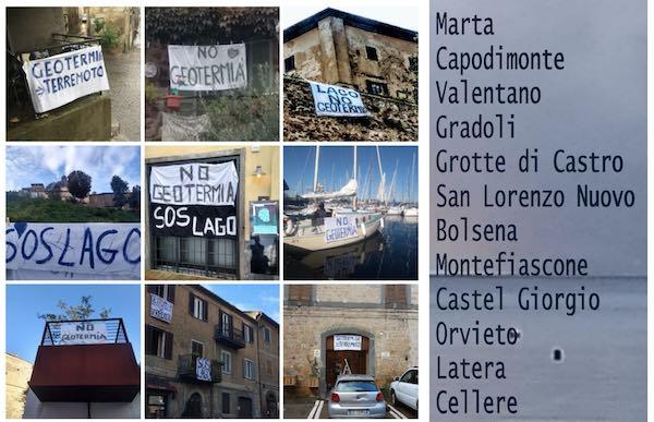 Castel Giorgio ribadisce al Governo ferma opposizione all'impianto geotermico