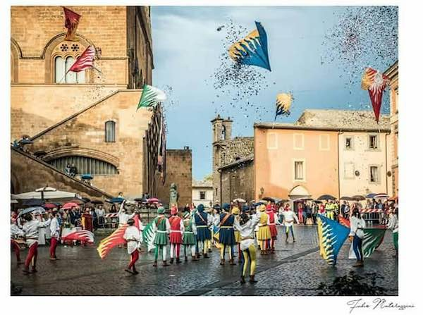 """""""Orvieto in Fiore 2019"""" si fa in sette. """"Un colorato mosaico di iniziative"""""""