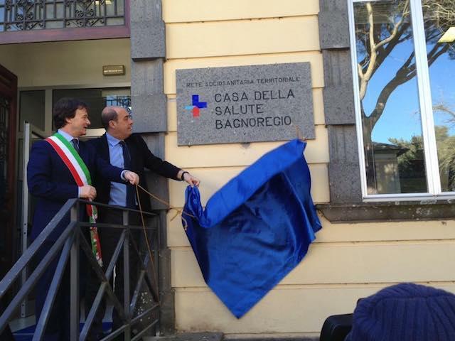 """Inaugurata a Bagnoregio la tredicesima """"Casa della Salute"""" del Lazio"""