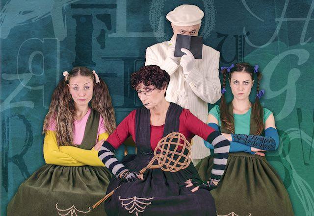 """Al Mancinelli """"La Casa degli Errori"""" inaugura il progetto #TeatroMemoria"""
