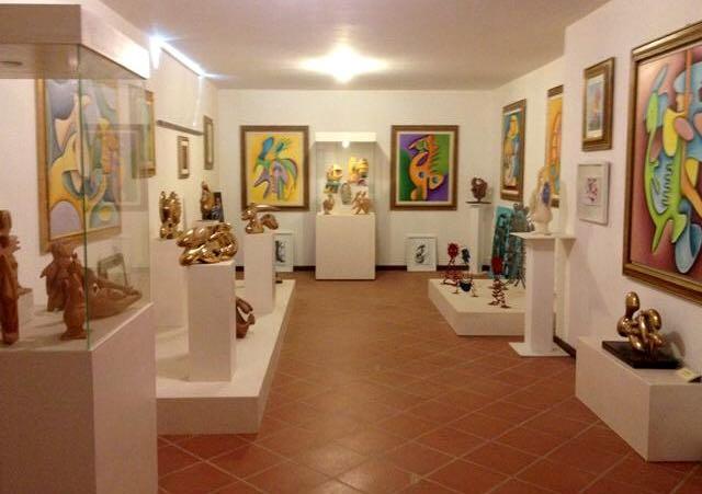 Accerchiati dall'arte. Visita alla Casa Museo di Roberto Joppolo