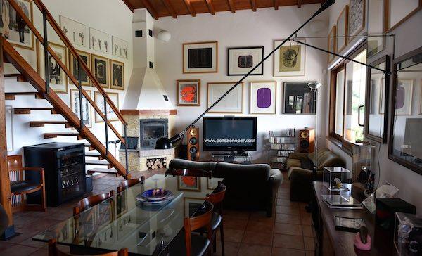 Riapre alle visite  la Casa Museo che ospita la Collezione Peruzzi