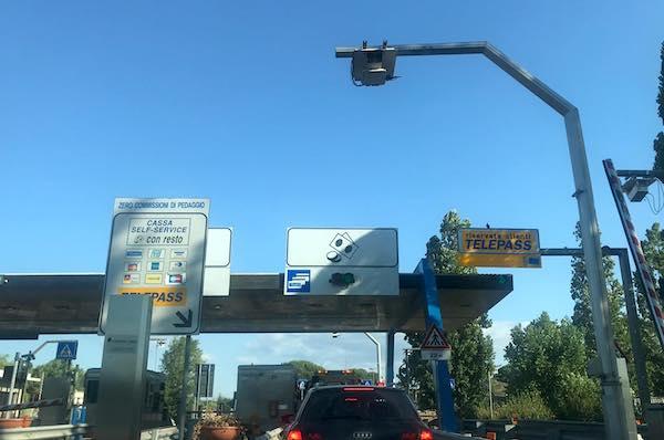 A1, regolarmente aperto il tratto Fabro-Orvieto. Terminati in anticipo i lavori di manutenzione