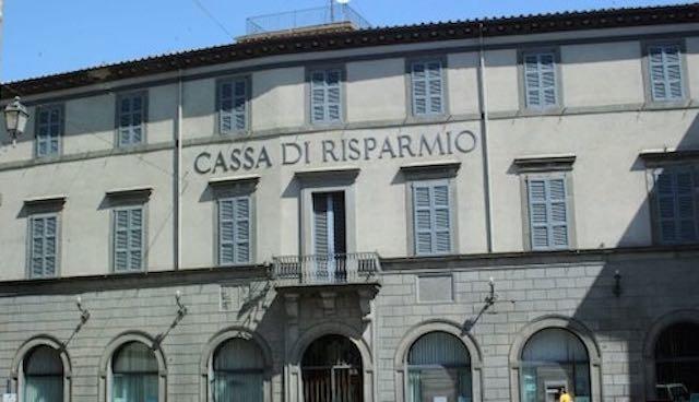 Cassa di Risparmio di Orvieto, bilancio 2016: utile netto a 1,3 milioni di euro