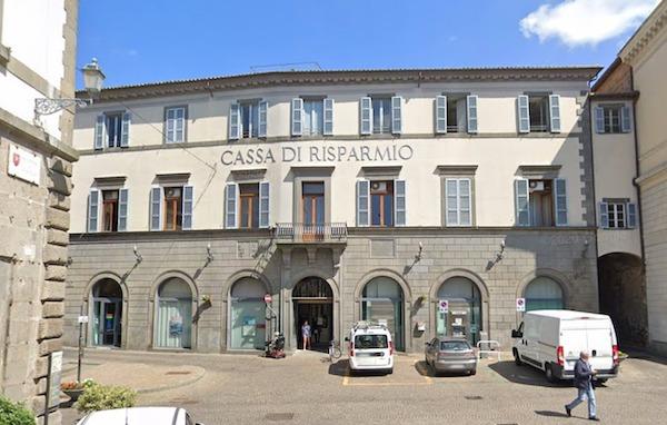 """Cassa di Risparmio di Orvieto: """"La solidarietà è il regalo più bello"""""""