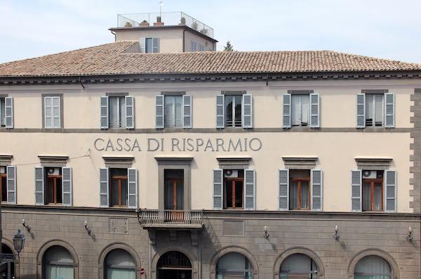 Cassa di Risparmio di Orvieto, Cisl Umbria e First Cisl Umbria chiedono di istituire un tavolo