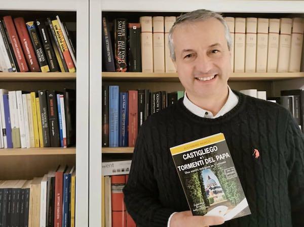 """""""Culturalmente Noir"""". Giallo in Biblioteca con i libri dell'ispettore Alessandro Maurizi"""