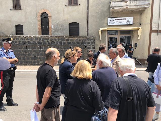 Geotermia: tensione tra Marini e Garbini, poi l'incontro con il Comitato