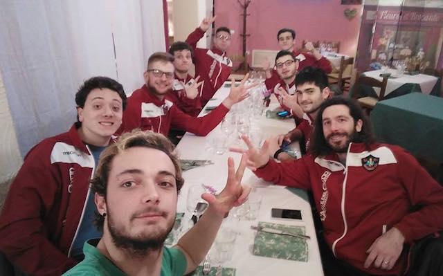Castel Giorgio Volley, vittoria e primato in classifica