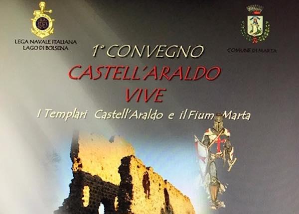 """""""Castell'Araldo vive"""". La conoscenza, il recupero e la valorizzazione ambientale della Domus Templare"""