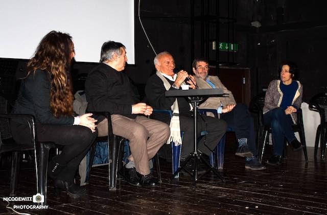 A lezione sull'arte del cinema con il regista Enzo G. Castellari