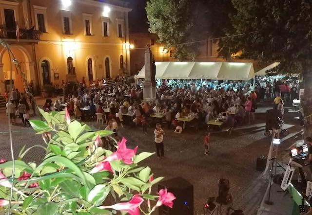 L'impegno di tanti fa bello l'Agosto Castellese. In archivio l'edizione 2018