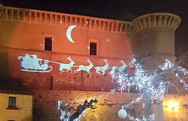 Castello di Alviano aperto per le feste. Visite al maniero e ai musei che ospita