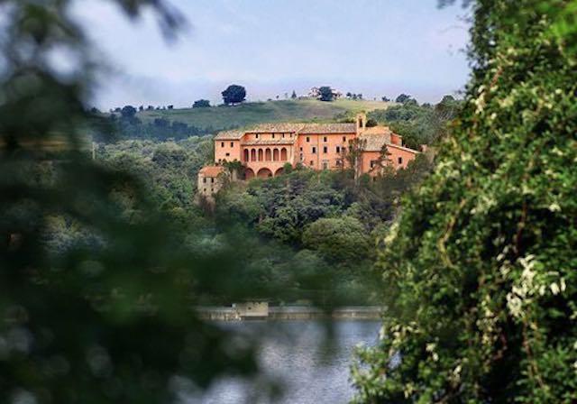 L'Asds Majorana va alla scoperta dei sentieri dislocati intorno al Castello di Corbara