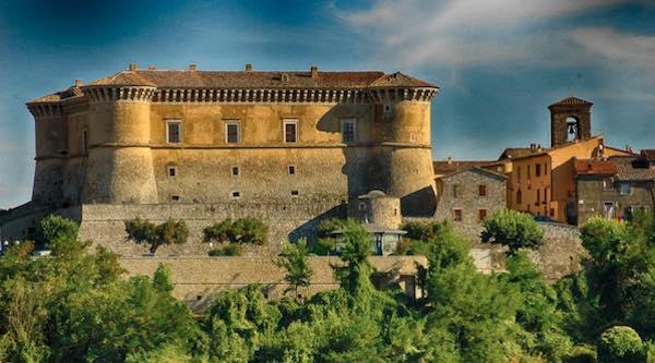 Il Castello di Alviano tra i 600 luoghi da visitare in Italia, per le Giornate di Primavera del FAI