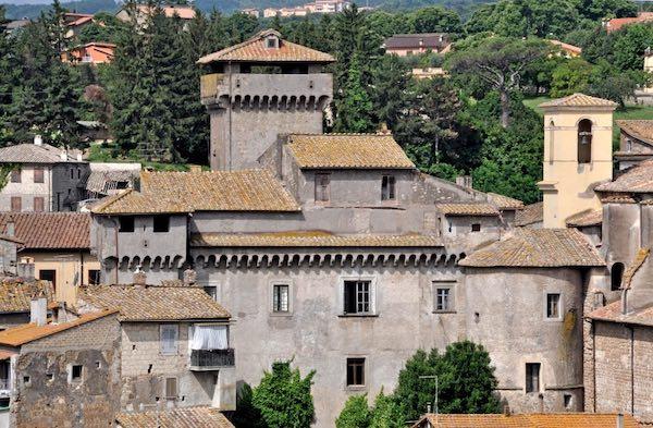 """Nel Castello di Giulia Farnese. """"Una nuova vita, una donna libera"""""""