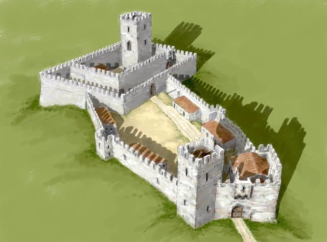"""""""Il Castello di Meana in Val di Paglia"""". Nono numero per i """"Quaderni Alleronesi"""""""