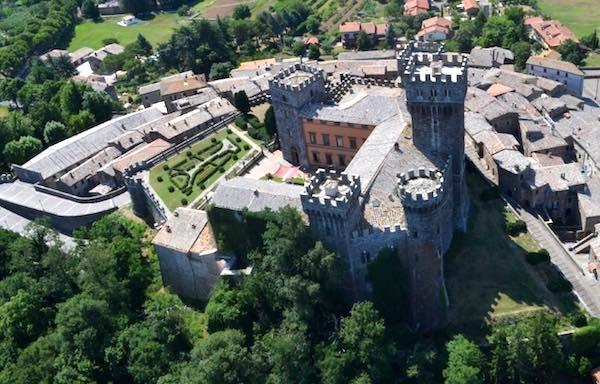 Torre Alfina e Proceno, due castelli a guardia delle terre di confine