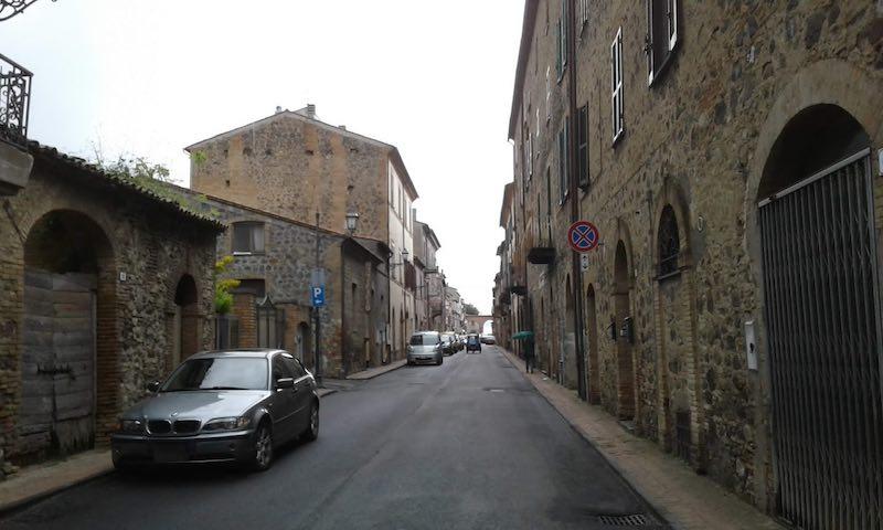 Castel Viscardo, Corso Umberto I (2019)