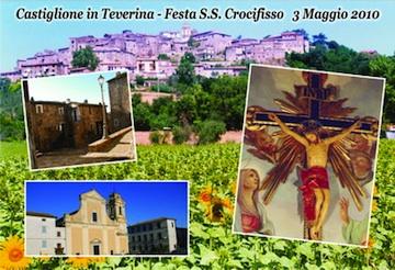 Festa del SS.Crocifisso a Castiglione in Teverina. Fine settimana ricco di eventi