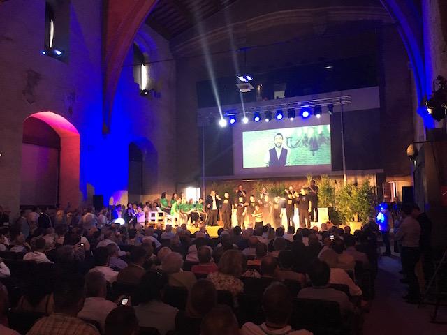 Renzi e Tajani, il 30 settembre alla convention dei Cattolici