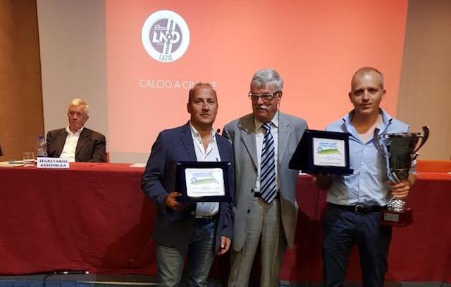 """Premio Disciplina all'Acd Sporting Bagnoregio. Cavalloro: """"Vivremo al meglio la nuova stagione"""""""