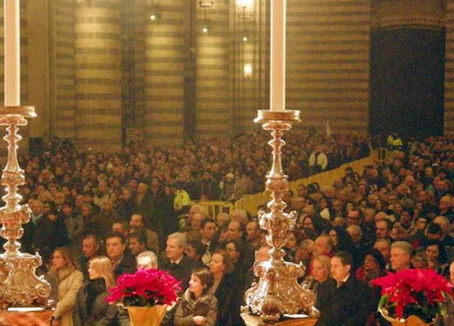 Celebrazioni liturgiche del Natale, tutti gli appuntamenti in Duomo
