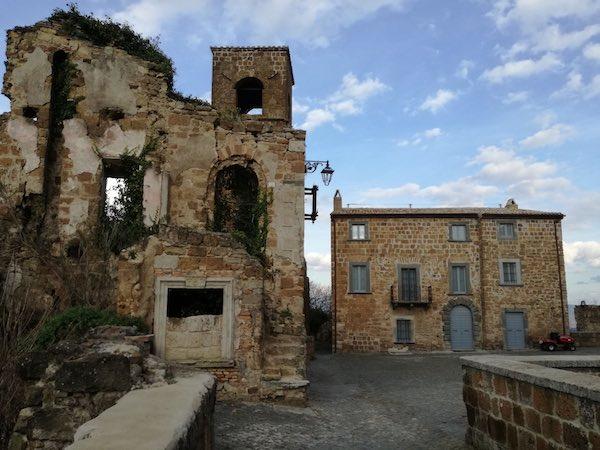 """""""Benvenuto a Celleno"""", spettacolo teatrale-musicale nel Borgo Fantasma"""