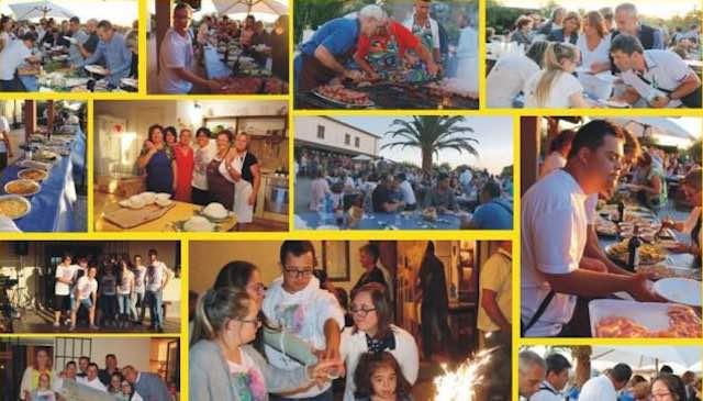 Cena di beneficenza a favore dell'Associazione Italiana Persone Down
