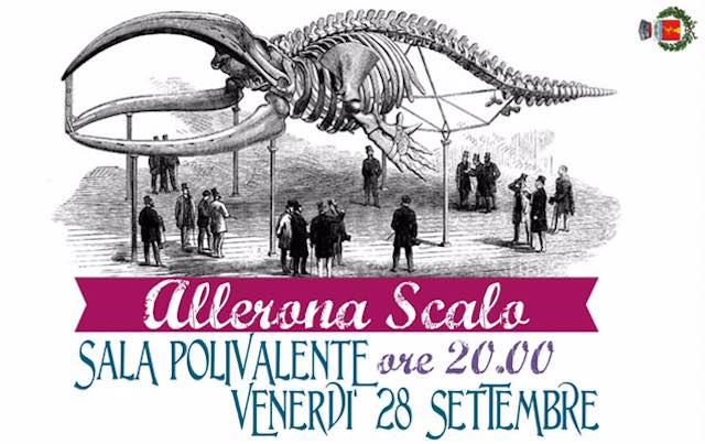"""""""Una Cena per la Balena"""". Racolta fondi per il restauro dello scheletro"""