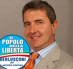 Luciano Cencioni, candidato al Consiglio Comunale di Orvieto per il Popolo della Libertà