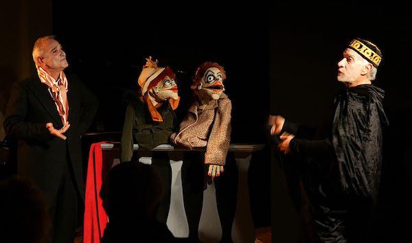 Al Piccolo Teatro Cavour, la Cenerentola di Gianni Abbate
