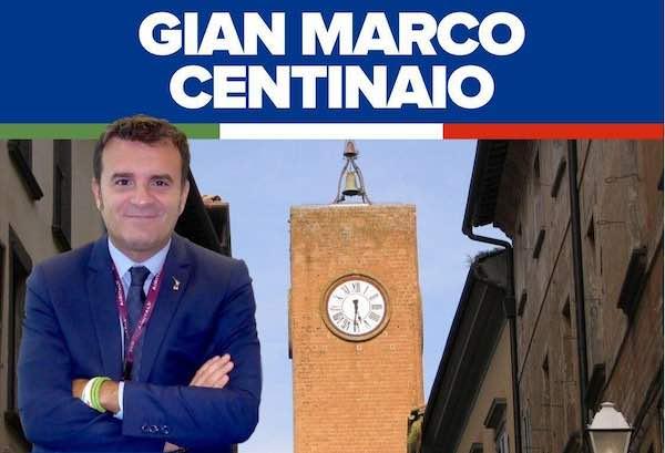 Gian Marco Centinaio al Palazzo dei Sette per parlare di turismo e agricoltura