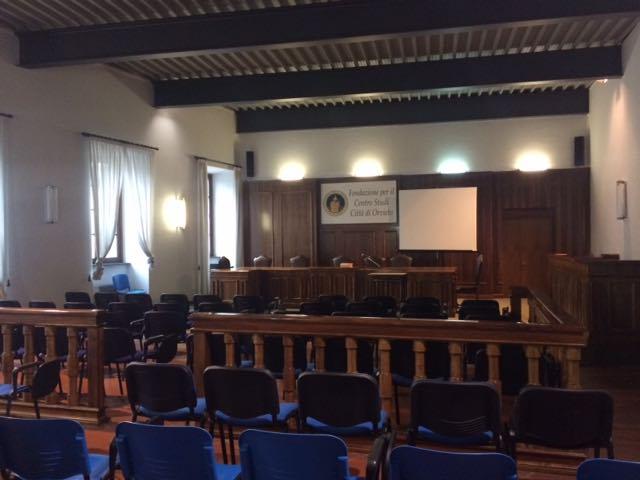 """L'Aula Magna del Centro Studi """"Città di Orvieto"""" sarà l'Aula del Dialogo"""