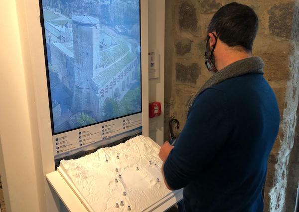 Simulabo, inaugurato il nuovo Centro Visite a Palazzo Monaldeschi