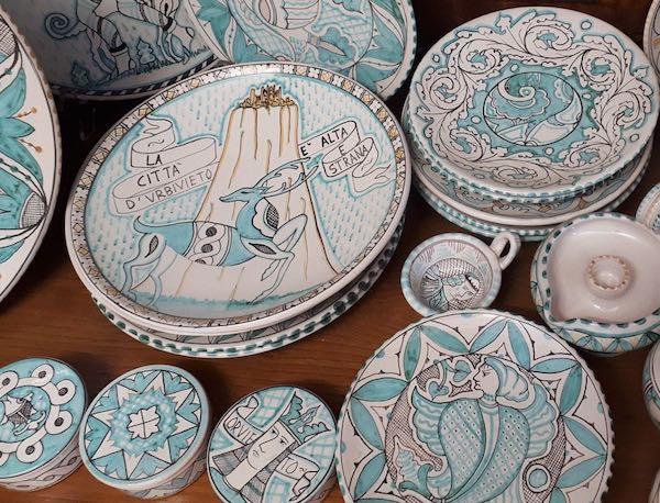 """""""Buongiorno Ceramica!"""" al Pozzo della Cava"""