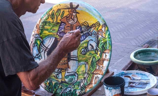 """Mostre e visite ai musei e alle botteghe per """"Buongiorno Ceramica!"""""""