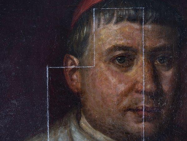 Restauro ultimato, dopo due anni torna a splendere il ritratto del Cardinale Guidi