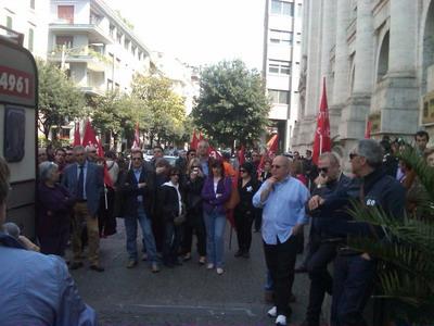 Ddl Lavoro, Cgil mobilitata anche in Umbria. Lavoratori in piazza a Perugia e Terni