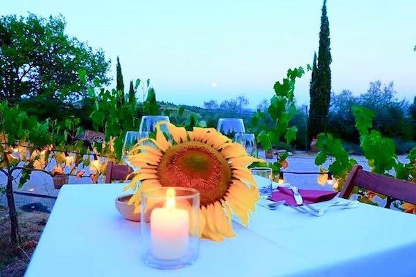 """""""Chef in Vigna"""" all'Osteria di Vitalonga. A cena con la musica di Orvieto Social Trio"""