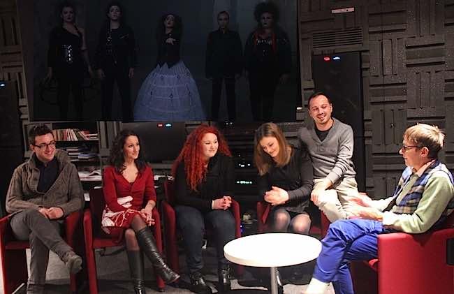 """I Cherries dialogano con Susanna Tamaro. E """"Arabica Phoenix"""" incanta la sala eufonica"""