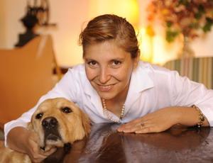 Chiara Lungarotti confermata Presidente del Movimento del Turismo del Vino. Un mix di forza e gentilezza al servizio dell'azienda di famiglia