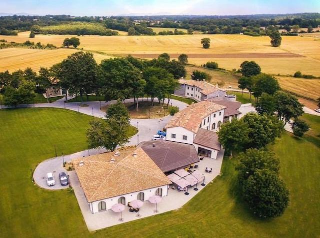 Borgo La Chiaracia Resort & Spa vince il Traveller's Choice Award 2021