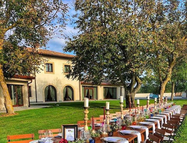 Pasquetta di charme al Borgo La Chiaracia