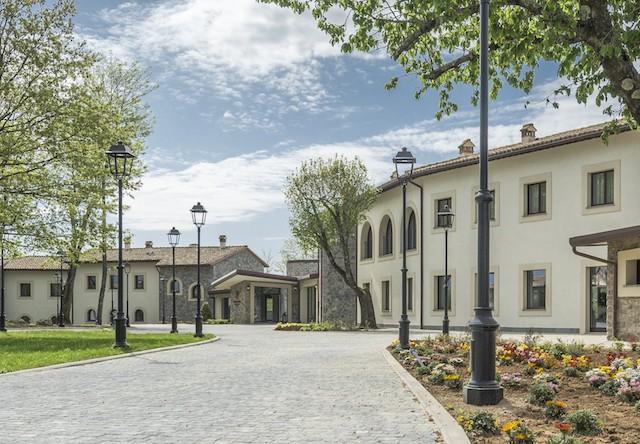 Borgo La Chiaracia Resort & Spa, l'Alfina scopre la sua perla