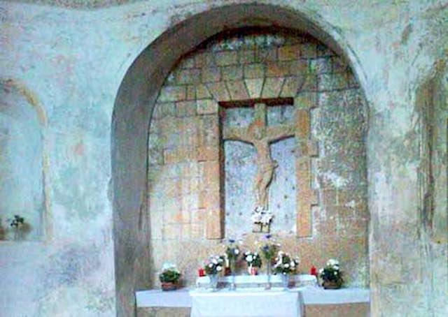 Porte aperte alla Chiesa del Crocefisso del Tufo. Fra culto, tradizione e mistero