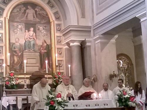 Riaperta al culto la chiesa dei Ss. Apostoli Pietro e Paolo [Photogallery]