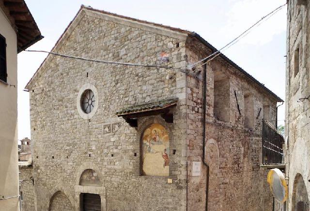 Riapre al culto la Chiesa di San Giorgio, ferita dal sisma nel 2016