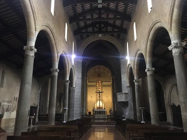 Il vescovo Sigismondi presiede le celebrazioni nella Chiesa di Sant'Andrea