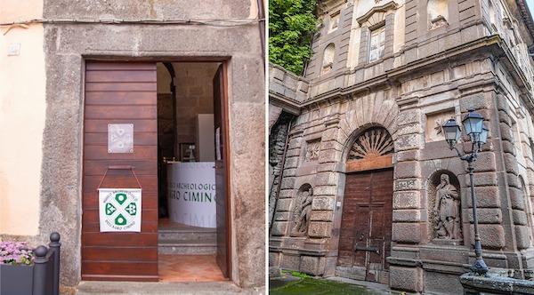 Nel weekend ingresso gratuito al Museo Civico dell'Agro Cimino e a Palazzo Chigi Albani